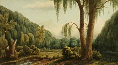 Painting - Bosque De Palermo by Prilidiano Pueyrredon