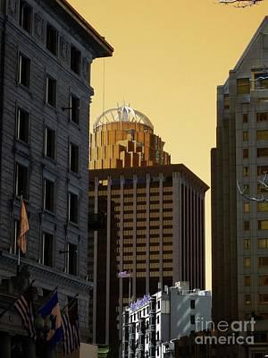 Photograph - Boston Architecture #2 by Marcia Lee Jones