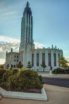 Photograph - Boston Avenue United Methodist Church - Tulsa Oklahoma by Gregory Ballos