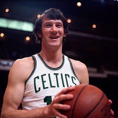 Photograph - Boston Celtics by Dick Raphael