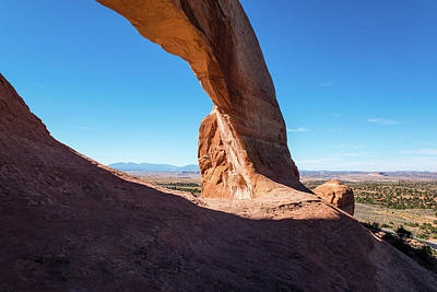 Photograph - Both Sides Of The Arch by Tom Cochran