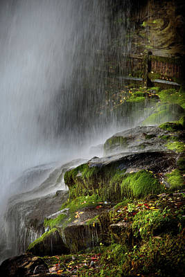 Photograph - Bottom Of Dry Falls by Chrystal Mimbs