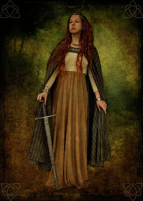 Photograph - Boudica Queen Of The Iceni by Doug Matthews