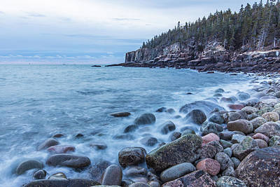 Photograph - Boulder Beach Morning by Stefan Mazzola