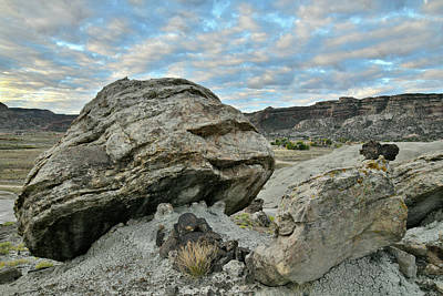 Target Threshold Nature - Boulders of Ruby Mountain in Grand Junction CO by Ray Mathis