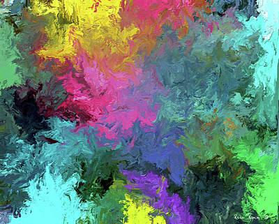 Digital Art - Boundless by Rein Nomm
