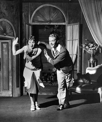 Photograph - Boyfriend Dancing by Bert Hardy