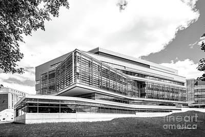 Photograph - Brandeis University Carl J. Shapiro Science Center by University Icons