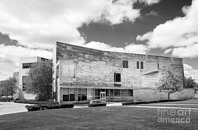 Photograph - Brandeis University Shapiro Campus Center by University Icons