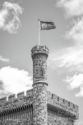 Photograph - Brandeis University Usen Castle by University Icons