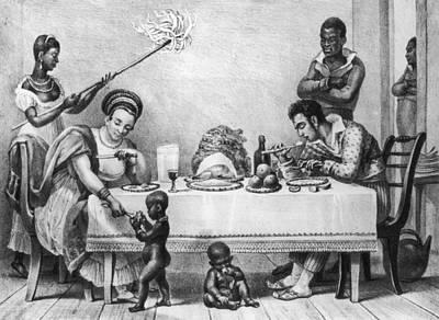 Photograph - Brazilian Family by Hulton Archive