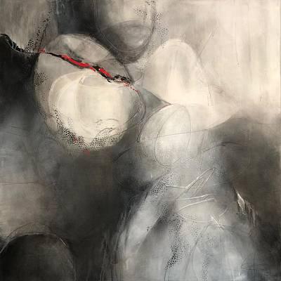 Wall Art - Painting - Breaking Free by Jeanne Byron