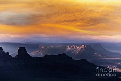 Photograph - Breaking Sunrise by Scott Kemper
