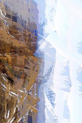 Digital Art - Breathe by Payet Emmanuel