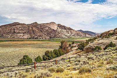 Photograph - Breathtaking Wyoming Scenery by Sue Smith