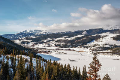 Photograph - Breckenridge View by Sharon Seaward