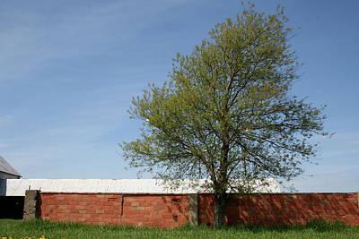 Photograph - Brickline Farm by Dylan Punke