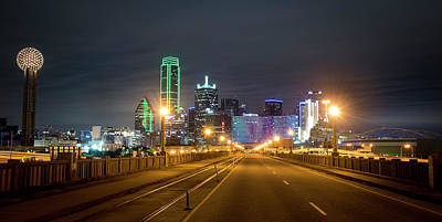 Photograph - Bridge To Dallas by David Morefield