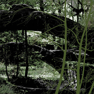 Digital Art - Bridge Vi by Jason Casteel