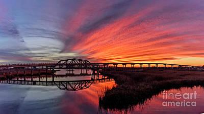 Photograph - Bridges by DJA Images