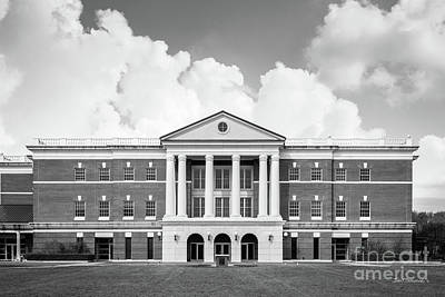 Photograph - Bridgewater College Mc Kinney Hall by University Icons