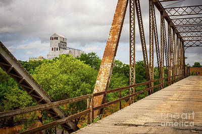 Photograph - Bridging The Past by Imagery by Charly