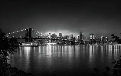 Times Square Wall Art - Photograph - Bright Lights Of New York by Nicklas Gustafsson