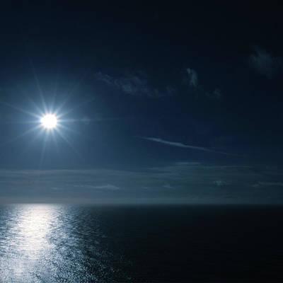 Photograph - Bright Star Of Pacific Ocean by Matt Nuzzaco