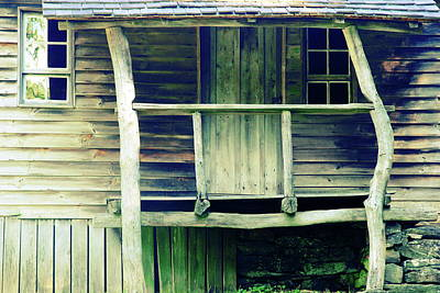 Vintage Pharmacy Royalty Free Images - Brinegar Cabin 21 Royalty-Free Image by Cathy Lindsey