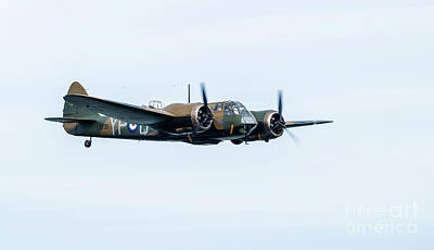 Photograph - Bristol Blenheim by Jim Orr