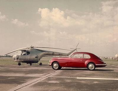 Photograph - Bristol Vehicles by Hulton Archive