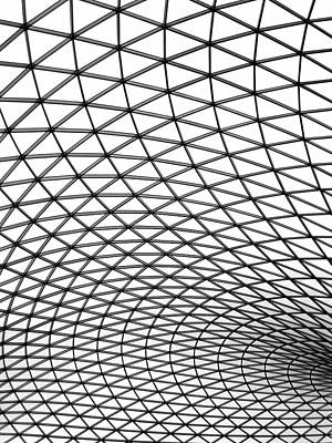 Photograph - British Museum by Victor Gil Gazapo