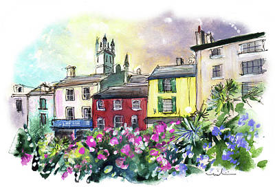 Painting - Brixham 01 by Miki De Goodaboom