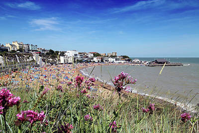 Photograph - Broadstairs, Kent by  Ultraforma