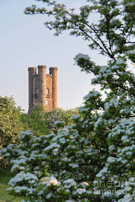Photograph - Broadway Tower Along The Cotswold Way In Spring by Tim Gainey