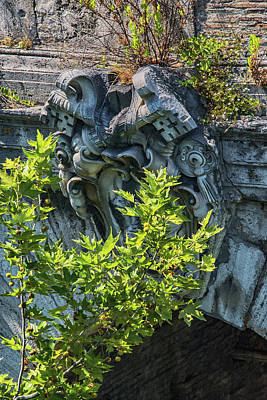 Tiber Island Wall Art - Photograph - Broken Bridge by Joseph Yarbrough