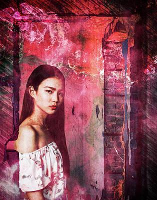 Digital Art - Broken Dreams by Galatia420