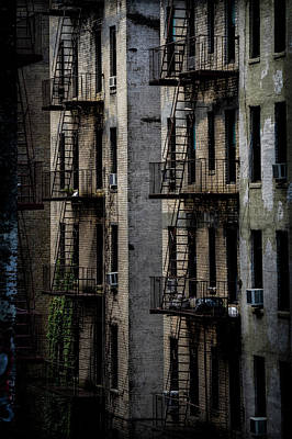 Photograph - Brooklyn Escapes by Chris Lord