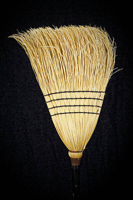 Photograph - Broom by Rudy Umans