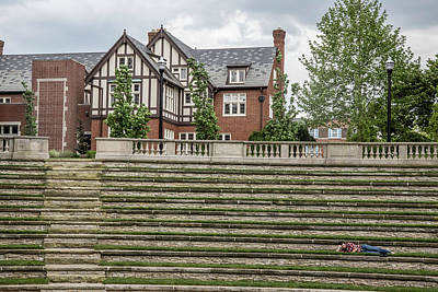 Photograph - Browning Amphitheatre Browning Amphitheatre by John McGraw