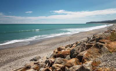 Wall Art - Photograph - Bruce Bay New Zealand by Joan Carroll