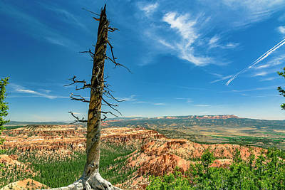Photograph - Bryce Canyon Np - Bryce Point by ProPeak Photography
