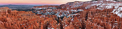 Photograph - Bryce Canyon Panoramic by Leland D Howard