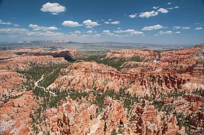Bryce Canyon Trail Art Print
