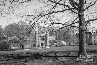 Photograph - Bryn Mawr College Campus Center by University Icons