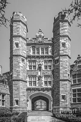 Photograph - Bryn Mawr College Rockefeller Hall by University Icons