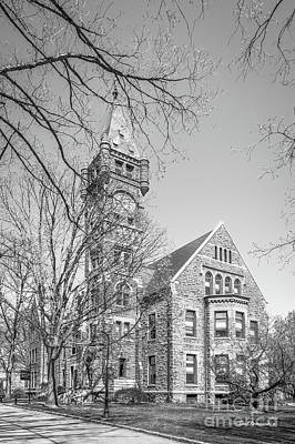 Photograph - Bryn Mawr College Taylor Hall by University Icons