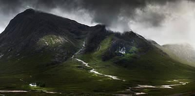 Photograph -  Buachaille Etive Mor, Scotland by Ariel Fields