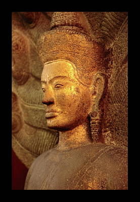 Art Prints Photograph - Buddha by Jean-luc Kerouredan