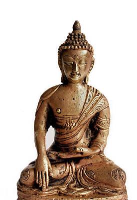 Photograph - Buddha by Mistikas